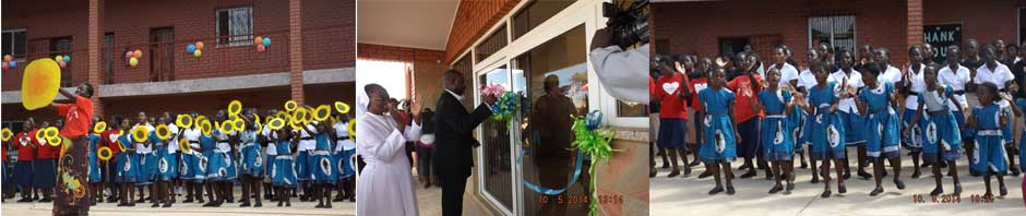 Official Opening of the City of Hope School | Salesian Sisters
